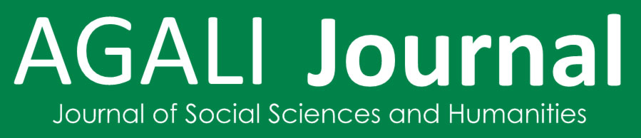 AGALI Journal. Journal of Social Sciences and Humanities